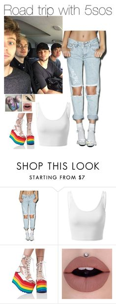 """""""Untitled #496"""" by littleharmonythedirection ❤ liked on Polyvore featuring Glamorous, Doublju and Current Mood"""