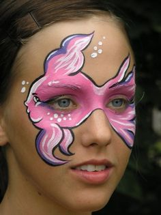 40 Very Simple Face Painting Ideas for Kids