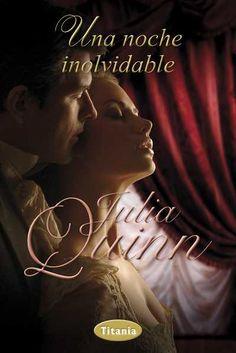 2 - Una noche inolvidable // serie Smythe // Julia Quinn