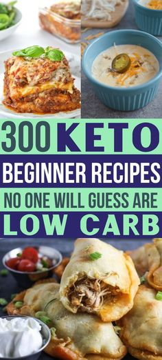300 Keto Diet Beginner Recipes That Are Low Carb - Weight Watchers - These keto recipes are the BEST! I'm a keto diet beginner & now have all the low carb meal ideas - Ketogenic Diet Meal Plan, Ketogenic Diet For Beginners, Healthy Diet Plans, Diet Meal Plans, Ketogenic Recipes, Diet Recipes, Healthy Recipes, Keto Meal, Chicken Recipes