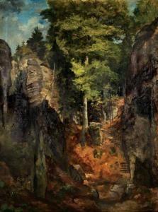 Karel Hofman  Akademický malíř (narozen 1906 v Jablůnce, zemřel 1998 ve Valašském Meziříčí ) vystudoval Akademii výtvarných umění v Praze, v ateliéru krajináře Otakara Nejedlého a studoval na Škole krásných umění v Římě. Působil jako pedagog v Baťově škole umění ve Zlíně a po válce na Střední uměleckoprůmyslové škole v Uherském Hradišti.
