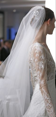 Veil by Carolina Herrera