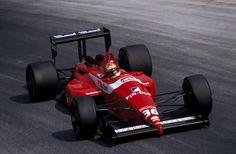 Dallara - #36 Alex Caffi GP Monza 1988 (Scuderia Italia)