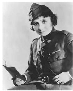 Peggy Hull - World War One Correspondent - El Paso Morning Times and the Army Edition of Chicago Tribune (Paris) 1917