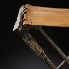 Byzantine folding-chair
