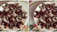 Christmas Sweets, Christmas Cookies, Desert Recipes, Smoothies, Panna Cotta, Sweet Tooth, Food And Drink, Baking, Breakfast