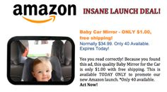 Giveaway Center is the premier online hotspot for finding and listing giveaways. Baby Giveaways, Baby Car Mirror, Spoon, Bamboo, Product Launch, Babies, Amazon, Kids, Young Children