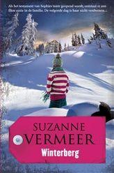 Winterberg, de nieuwe winterthriller van Suzanne Vermeer is er!