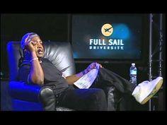 Hip Hop Pioneer Chuck D (Public Enemy) Visits Full Sail University