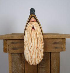 Shelf Elf Wood Carved Christmas Decor by TrueWoodcarvings on Etsy Wood Projects For Kids, Kids Wood, Shelf Elf, Elf On The Shelf, Wood Panneling, Whittling Wood, Wood Backsplash, Wood Pergola, Wood Carving Patterns