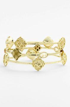 MULTICOLOR STONE  jewelry NORDTRUM   ... Island Escapade Marty Station Bangles Set Of 3 Nordstrom Exclusive