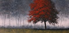 acrylic landscape painting tutorials | Let's Make a Painting: Step-by-step Acrylic Landscape Demo from Tim ...