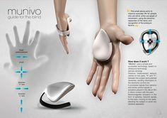 Nuevo dispositivo para las personas con discapacidad visual