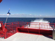 A ship from Helsinki to Tallinn