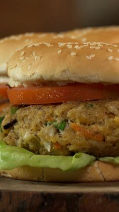 Easy to make and super delicious crabcake sandwiches.