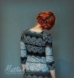 My own design Suttu-Pitsii fabric