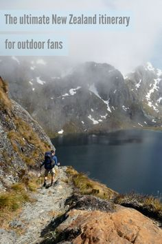 The ultimate New Zealand itinerary for outdoor fans part 2! On this trip, we'll take you from golden sandy beaches to rainforests and snowcapped mountains. Love adventure? Love the outdoors? Want to see New Zealand? Then check our blog!