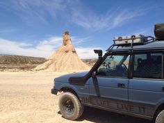 @OffRoadPyrenees - The amazing Bardenas Reales #ForAnyone @BrittanyFerries