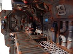 Sci Fi Diorama in Post your own pictures here Forum