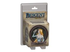 Descent Second Edition Eliza Farrow Lieutenant Miniature Board Games For Couples, Family Board Games, Fun Board Games, Couple Games, Games To Play, Building Games, Building A Deck, Games For Toddlers, Games For Teens
