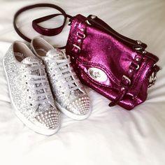 Lancaster mini satchel Lancaster, Front Row, Miu Miu, Satchel, Louis Vuitton, Bridesmaid Ideas, Spy, Mini, Sneakers