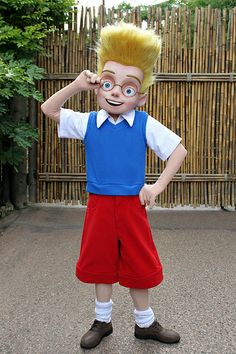 Meet The Robinsons Franny Cosplay