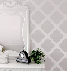 Hey, I found this really awesome Etsy listing at http://www.etsy.com/listing/107140678/wall-stencil-moroccan-allower-pattern