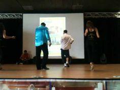 Eddie Torres & Johnny Vazquez on 1& on2 - on count @ Salsa Convention St. Gallen 2011