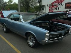 '67 GTO Classic Hot Rod, Classic Cars, 1967 Gto, 67 Pontiac Gto, Nice Cars, American Muscle Cars, Le Mans, Hot Cars, Hot Wheels