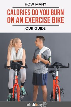 """We prepared this guide to answer the most asked question """"how many calories do you burn on an exercise bike?"""". So, click now to read! # caloriesburn #exercisebike Lose Fat Workout, Hard Workout, Intense Workout, Fitness Tips, Fitness Facts, No Equipment Workout, Fitness Equipment, Types Of Cardio, Workout Tops For Women"""