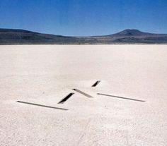 Dissipate @ Michael Heizer. 1968 - Olivier Lussac