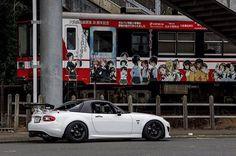 @yu_mfmf  #oaraikashimaline  #TopMiata #Japan  #jdm  TopMiata.com…