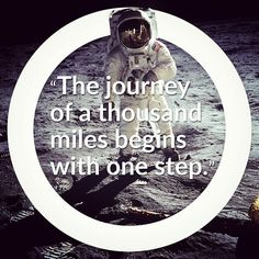 Motivational posts for Astronaut Quotes, Great Quotes, Quotes To Live By, Space Classroom, Motivational Posts, Sweet Words, First Step, Nasa, Wood Coasters
