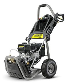 Karcher G 3200 XC 2.5 GPM 3200 PSI Gas Power Pressure Washer, Expert Series