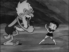 Betty has a few words with old man winter Original Betty Boop, The Real Betty Boop, Snow White Movie, 1930s Cartoons, Betty Boop Cartoon, Cartoon Art Styles, Photography Illustration, Vintage Cartoon, Cartoon Characters