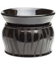 SCENTSY WARMER Black Zebra | Element Warmer www.ohmyohmy.scentsy.us