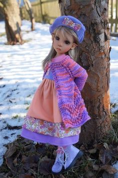 Kaye Wiggs BJD MSD doll puppen 45 cm OUTFITS ONLY by Oh My Dolls Creations