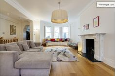 This unique 3 bedroom family flat is located in the heart of Notting Hill, where you can reach Portobello Road in seconds for its famous market! The area has a contemporary reputation, a fashionable and affluent area, known for attractive terraces of large Victorian townhouses, high-end retail and restaurants – perfect for families of all sizes and ages. <br> <br>The apartment has unique structure with all the bedrooms located on the lower leve