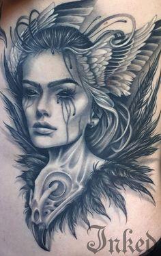Ryan Ashley Tattoos | Tattoo Artists - Inked Magazine