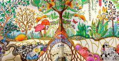 15 Best Color Enchanted Forest Images On Pinterest