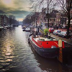 オランダらしい美しい街並みを見るならヨルダーン地区。オランダ 旅行のおすすめ観光スポット。