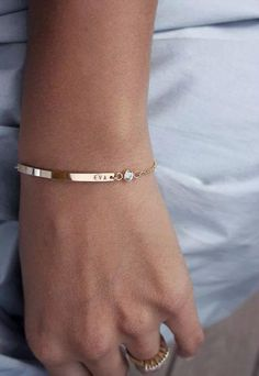 Baby birth name and stone,  so cute!