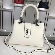 YSL 8610 (102USD) Yves Saint Laurent Bags, Ysl, Shoulder Bag, Purses, Totes, Handbags, Shoulder Bags, Wallets, Wallet