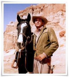 Michael Landon; Little Joe Cartwright Classic TV Western Bonanza