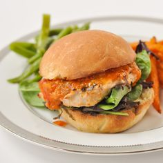 ground chicken bbq burger recipes | peach bbq chicken burgers printable version for the bbq sauce