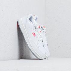 fd8726372df10 Nike Grandstand II Premium White  Solar Red-Wolf Grey