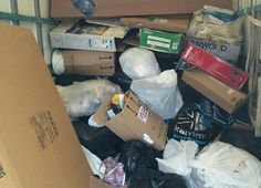 Waste collection and clearance E17