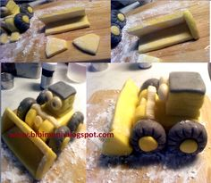 tractor step by step part n°3
