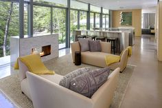 Weston Residence | Specht Harpman | Photo: Taggart Sorensen | Archinect