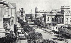 Colonia Juarez en 1900